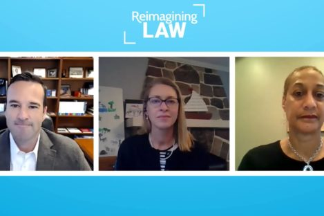 Reimagining Law: Succeeding in the New Professional Development Environment